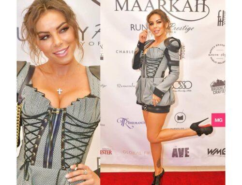 Инстаграм @maarkah Maarkah New York Fashion Week